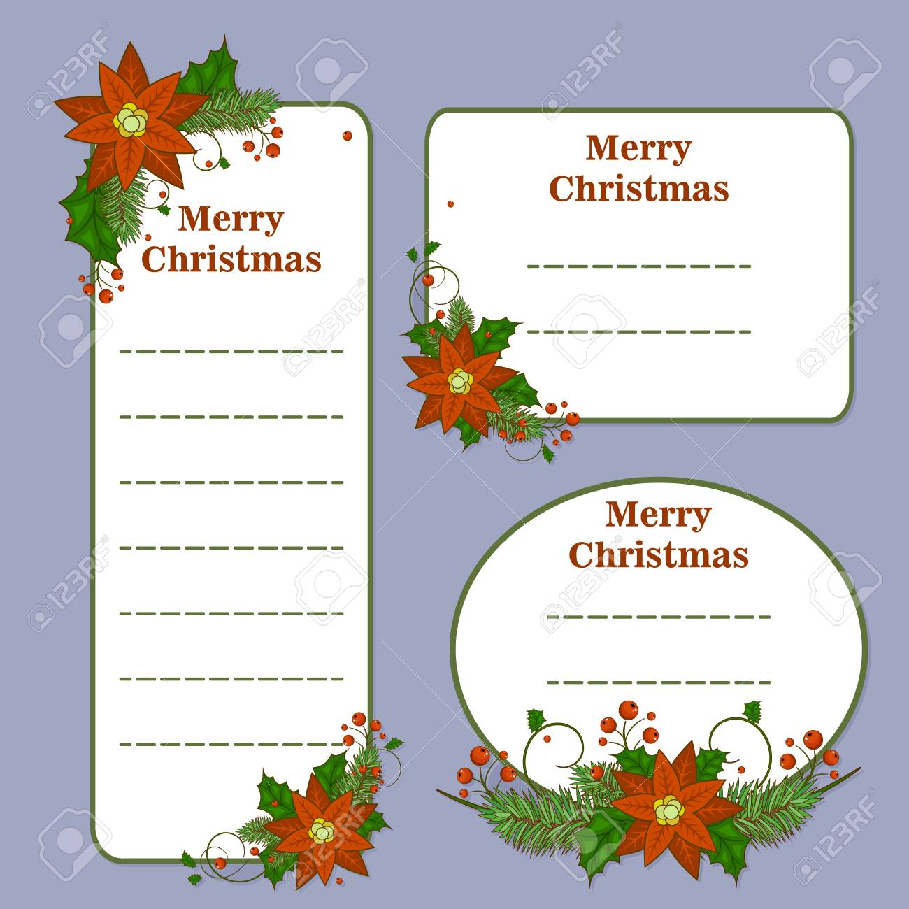 Cute christmas set with cards notes stickers labels tags cute christmas set with cards notes stickers labels tags with winter christmas m4hsunfo