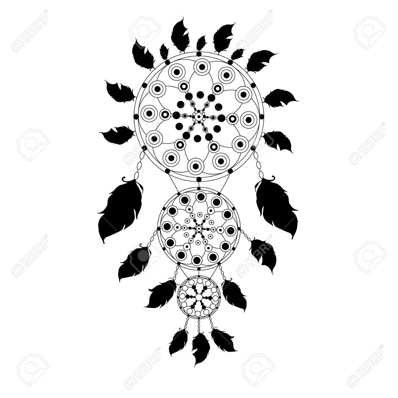 Imagenes De Atrapasueños En Blanco Y Negro
