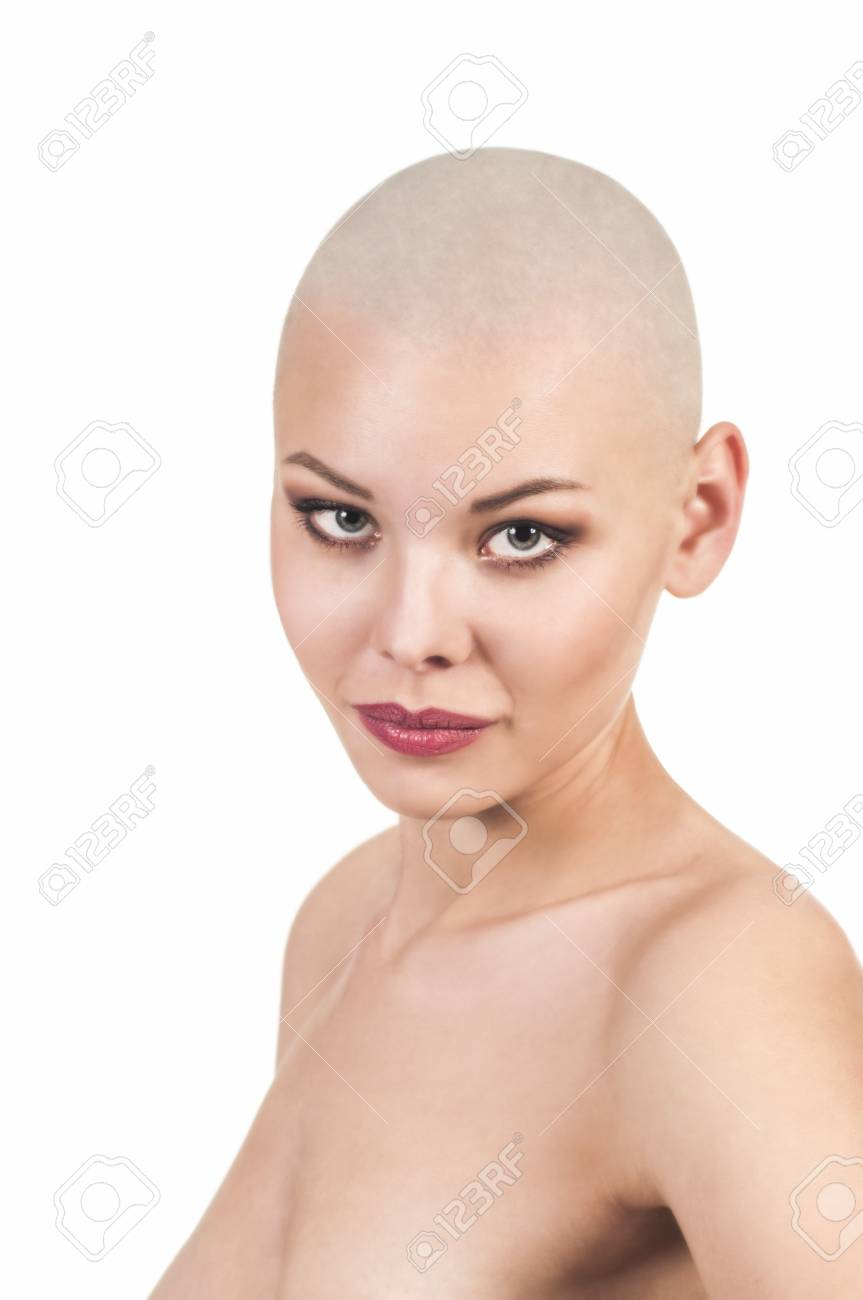 White shaved girls