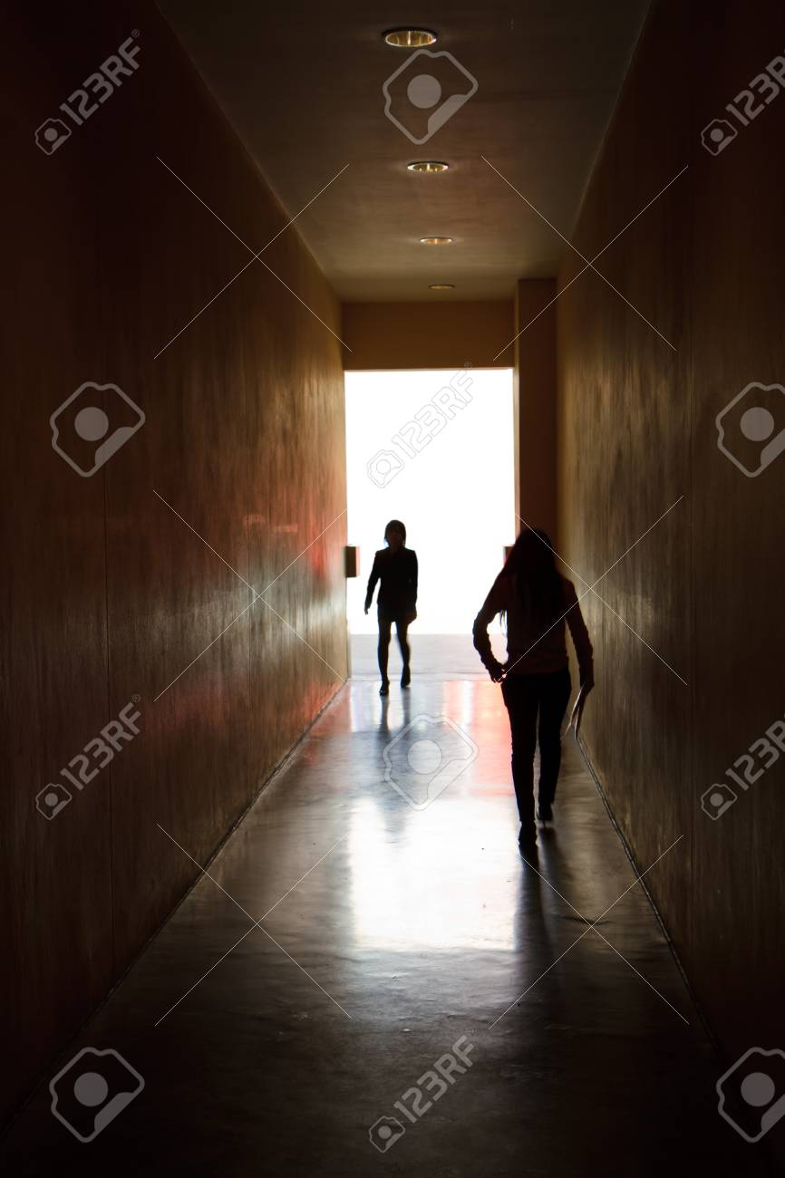 light at the end of the Tunnel Stock Photo - 16697258