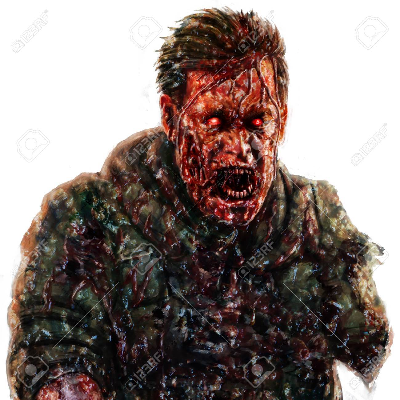 87730379-angry-zombie-soldier-shout-conc