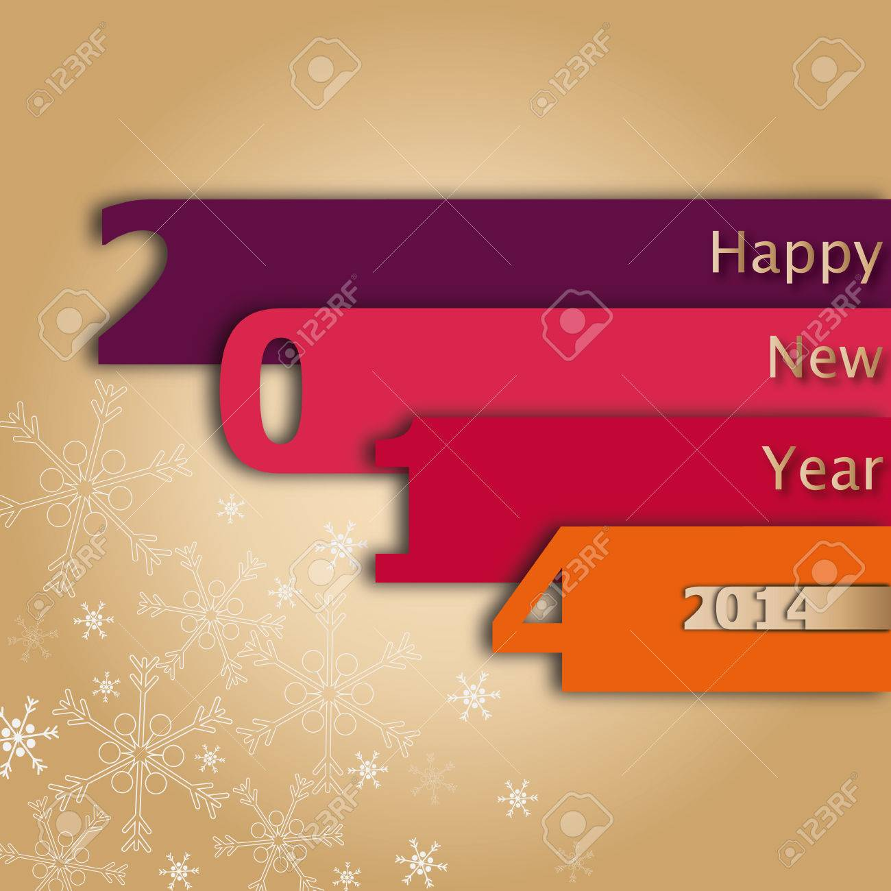 2014 happy new year greeting card or background royalty free 2014 happy new year greeting card or background stock vector 24365934 m4hsunfo