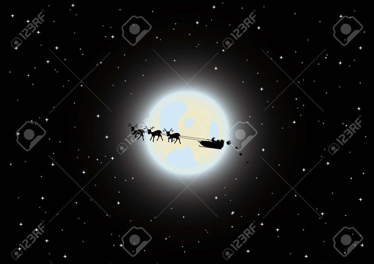 christmas card Stock Vector - 3895473