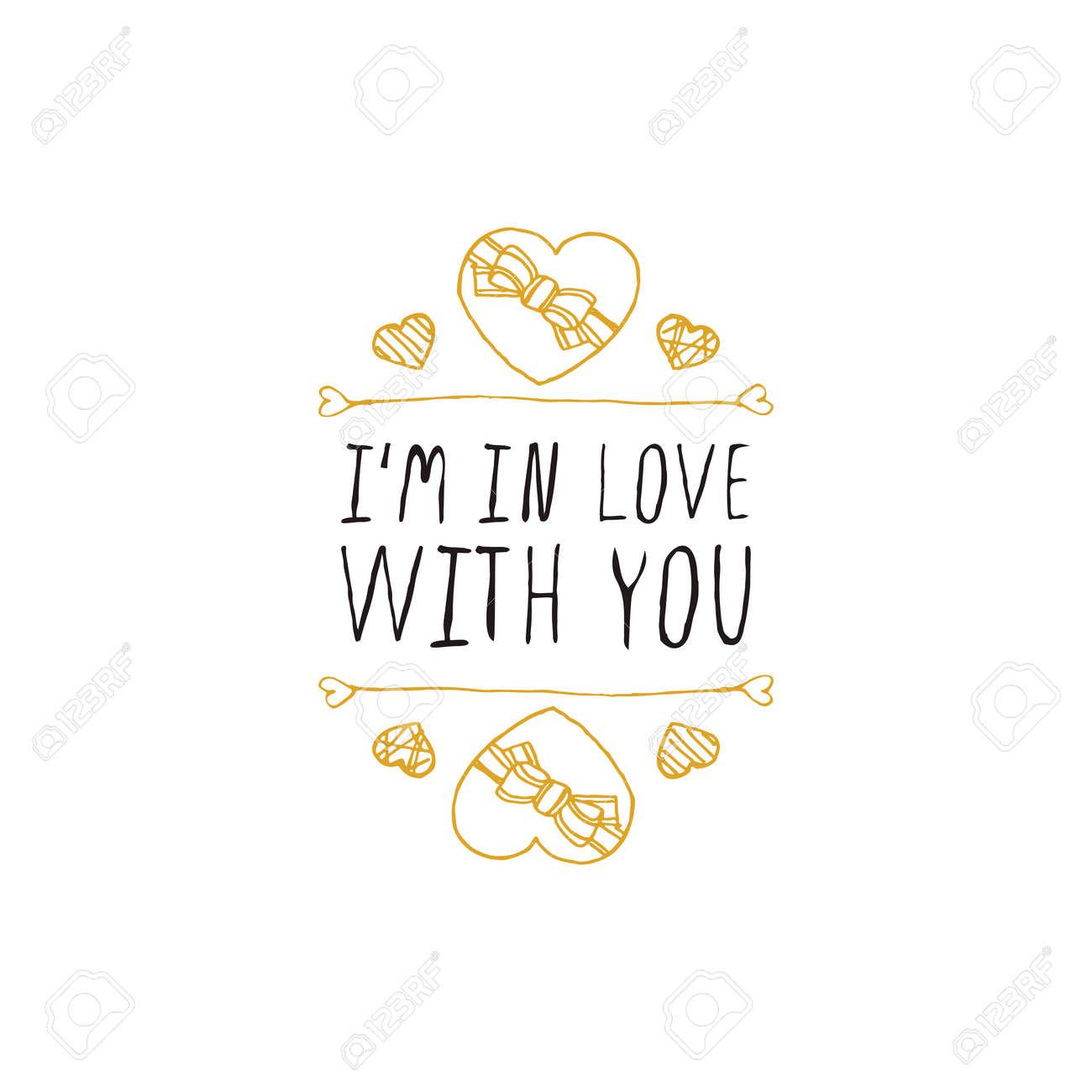 Mich in dich verliebt