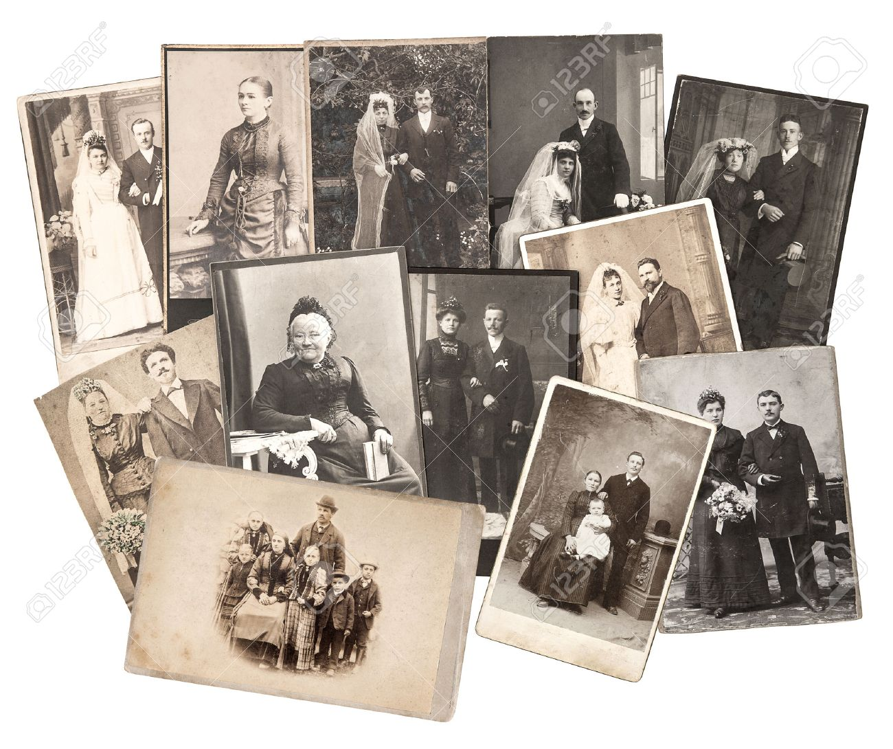 Connu Victorian Couple Stock Photos. Royalty Free Victorian Couple  GY84