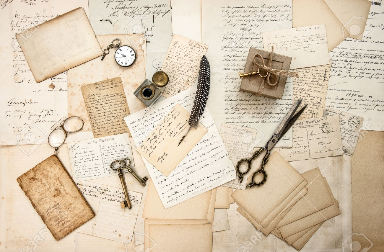 [Image: 30486801-old-letters-and-antique-office-...-Photo.jpg]