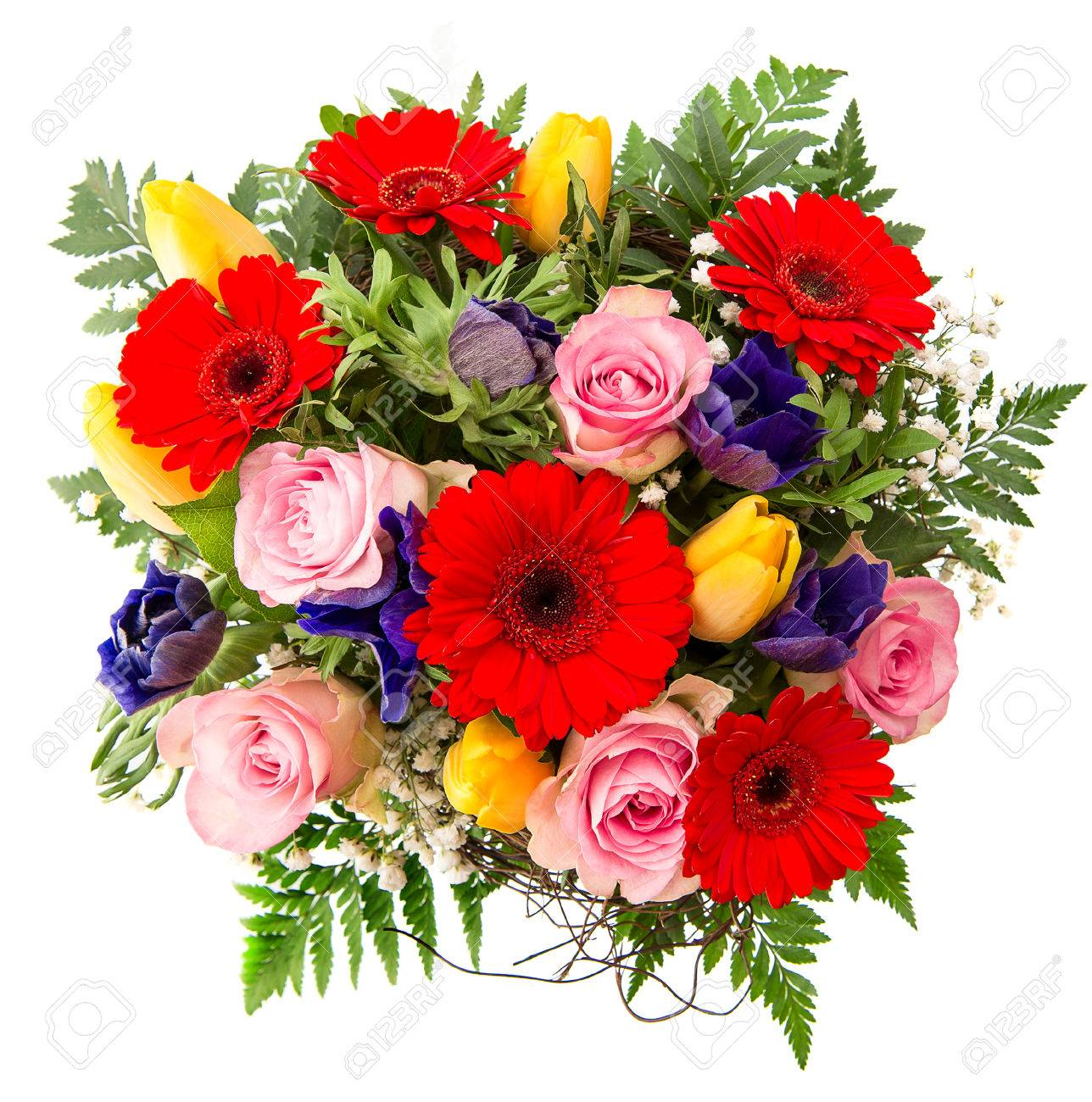 Red and yellow flowers arrangement best flower 2017 sunny blue caribbean at from you flowers mightylinksfo