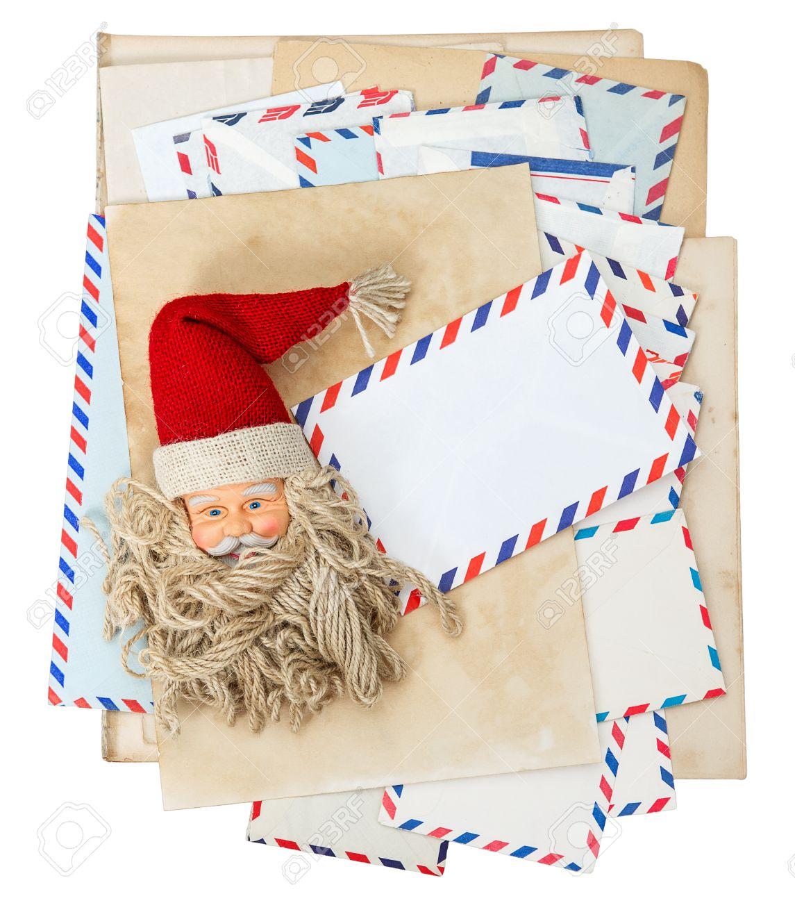 Briefumschlage Bedruckt Santa S Beard