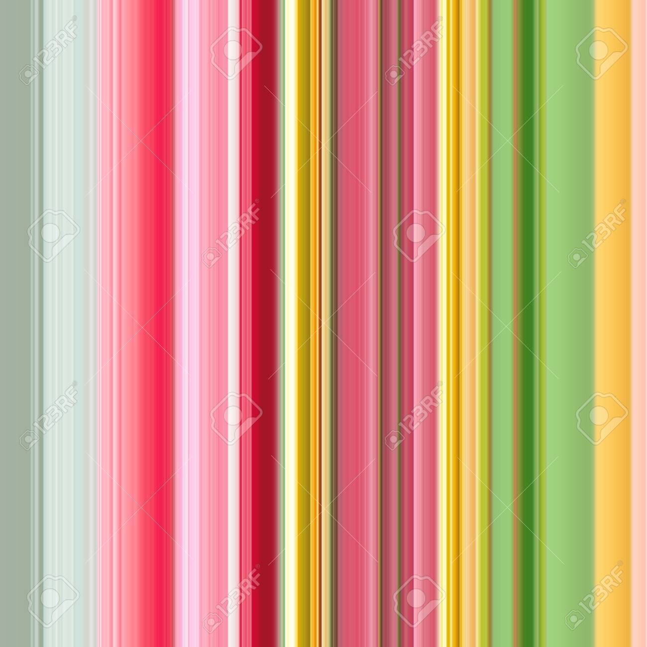 Spring Colors Lined Wallpaper Abstract Strips Background Colorful