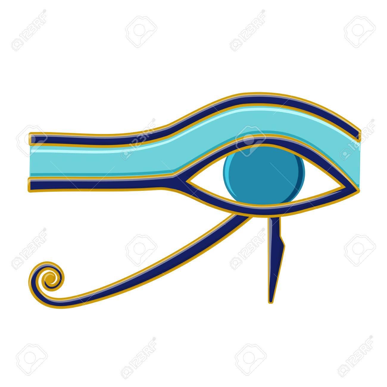 Egyptian eye of horus symbol religion and myths ancient egypt egyptian eye of horus symbol religion and myths ancient egypt stock vector 74801681 biocorpaavc Images