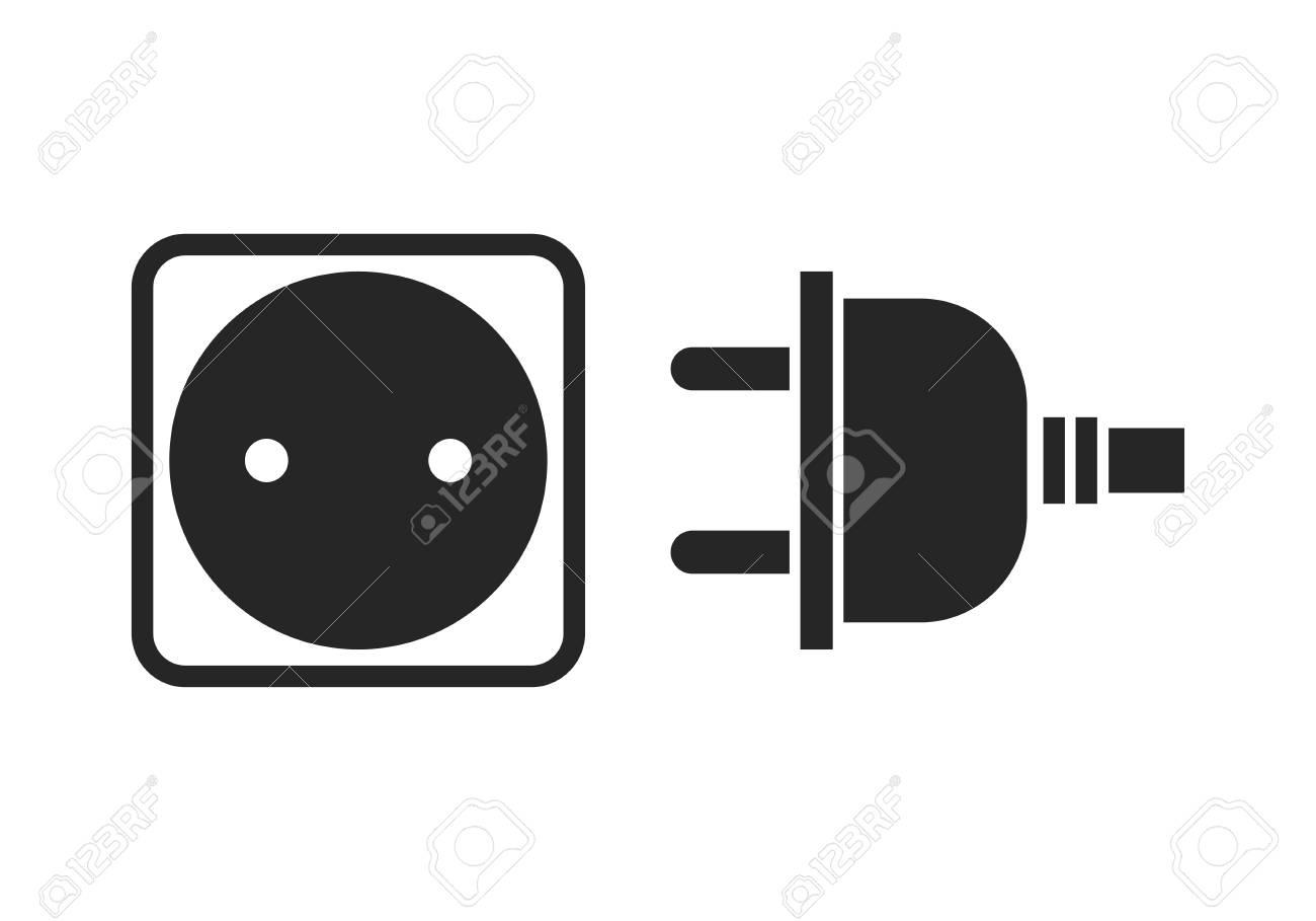 Großartig Schwarze Kabelsteckdose Bilder - Der Schaltplan ...