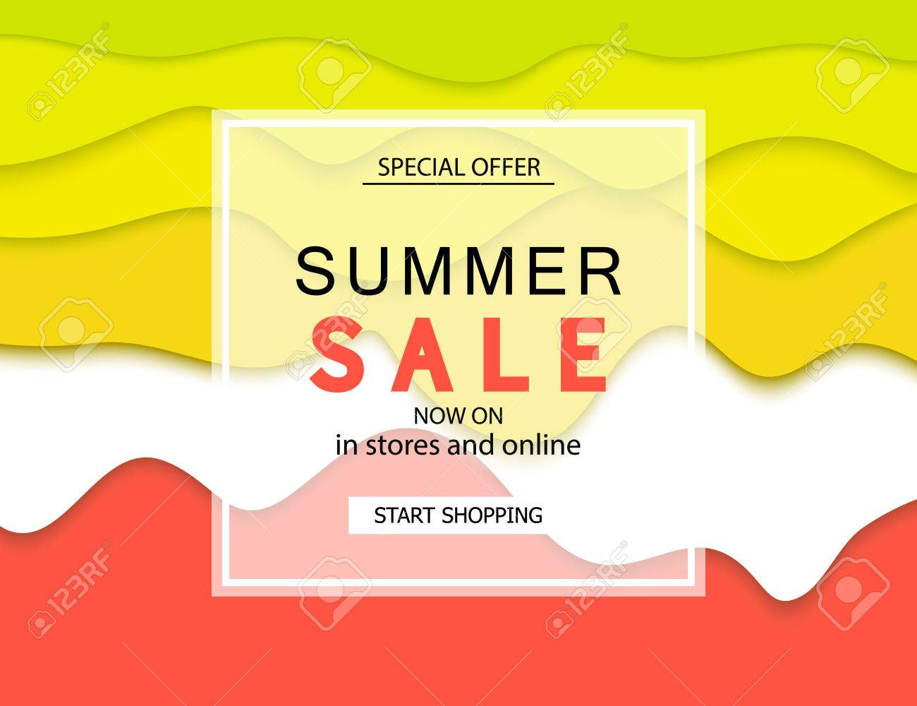 Summer sale banner vector illustration eps 10 format template summer sale banner vector illustration eps 10 format template banners wallpaper stopboris Images