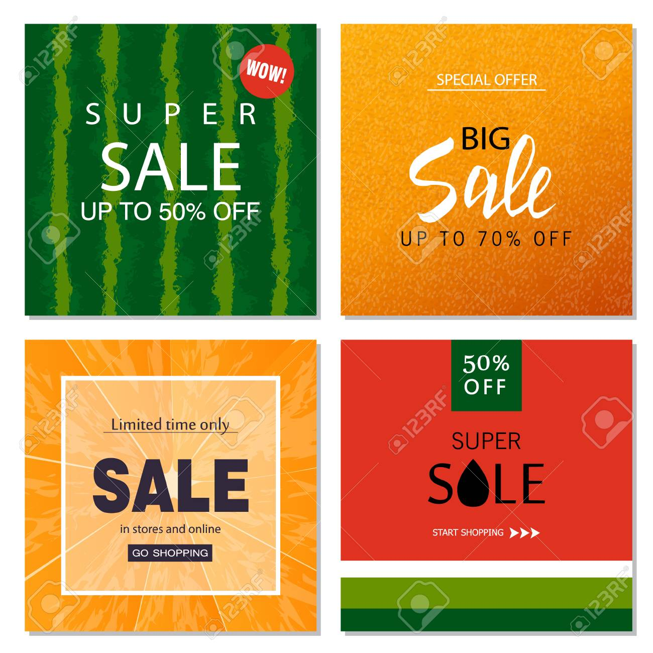 Sale Banner Banners Independence Day Banners