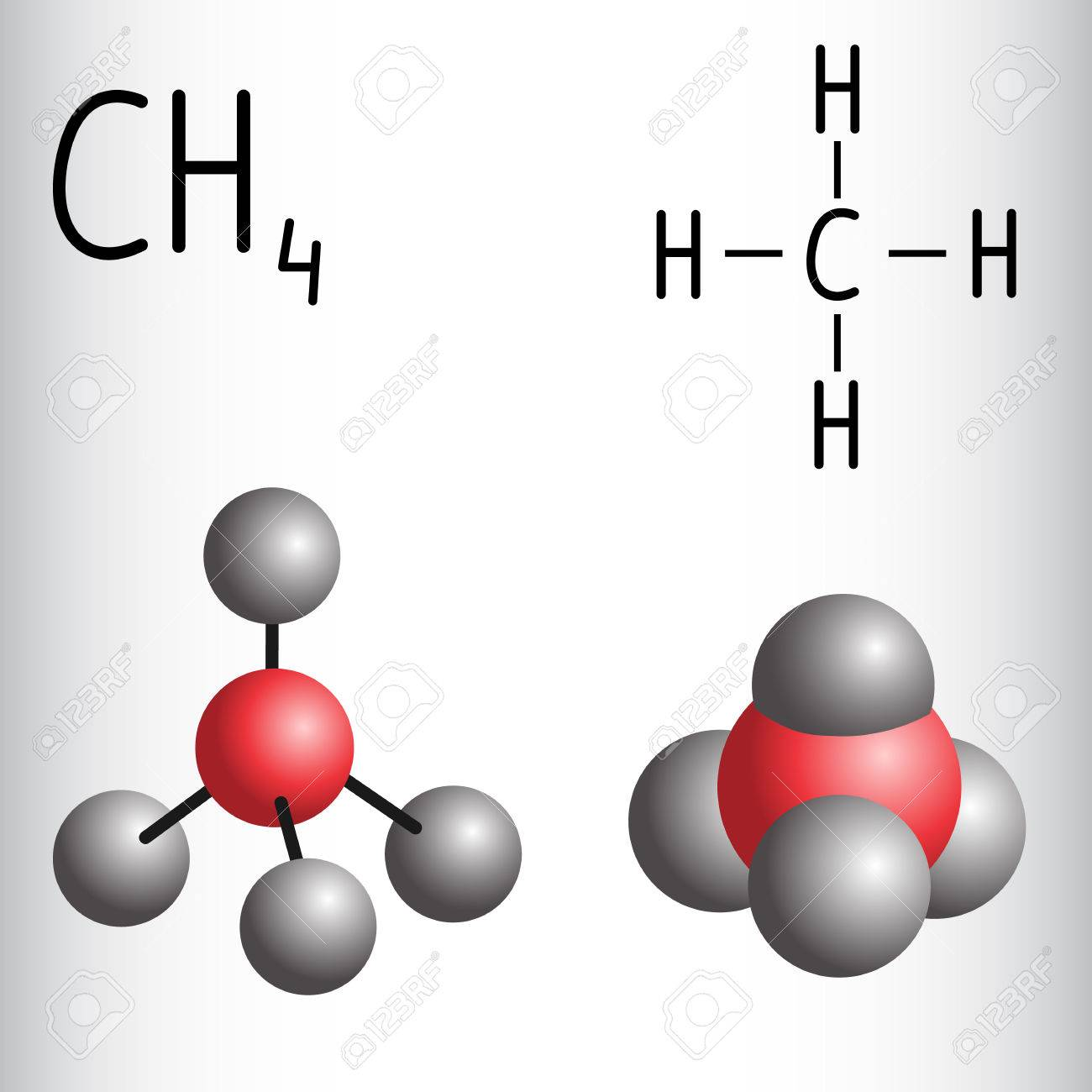 Chemical formula and molecule model of methane ch4 vector chemical formula and molecule model of methane ch4 vector illustration stock vector 79575927 biocorpaavc Gallery