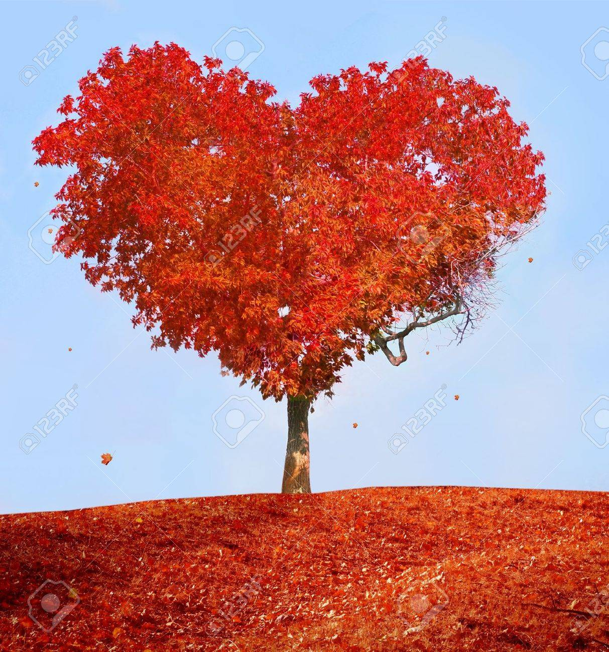 Tree of love - 15430701