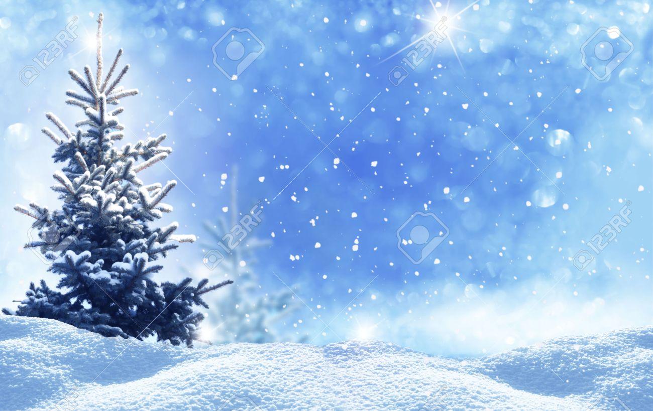Hiver Noël Paysage