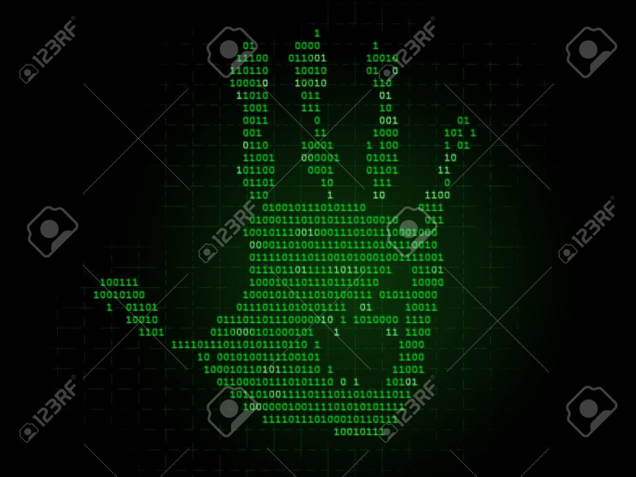 Digital Handprint