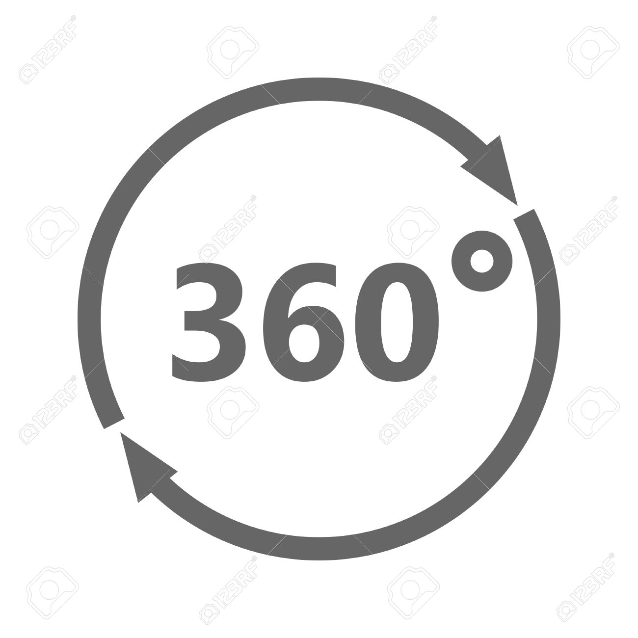 360 degree views of vector circle icons isolated from the 360 degree views of vector circle icons isolated from the background signs with arrows to buycottarizona