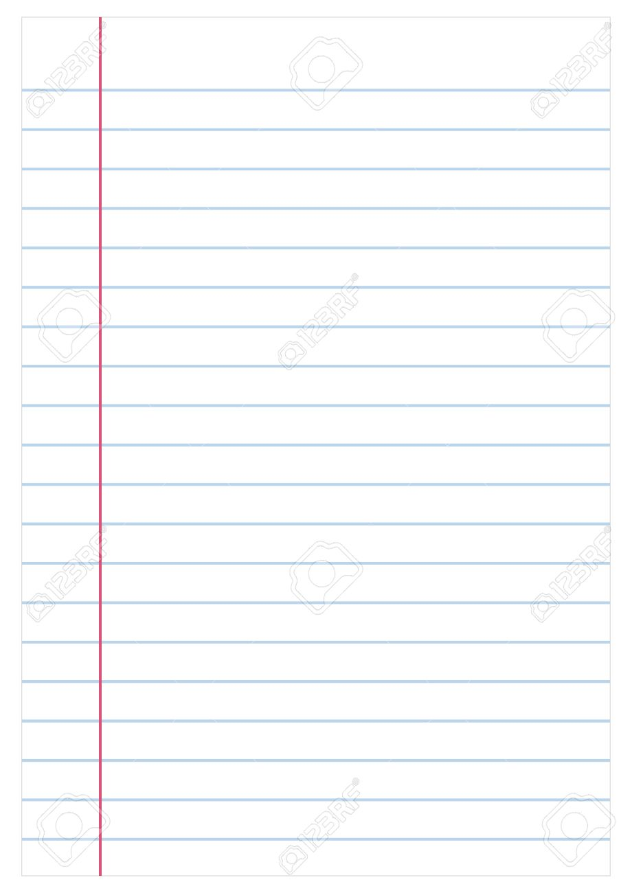 notebook paper background, vector royalty free cliparts, vectors