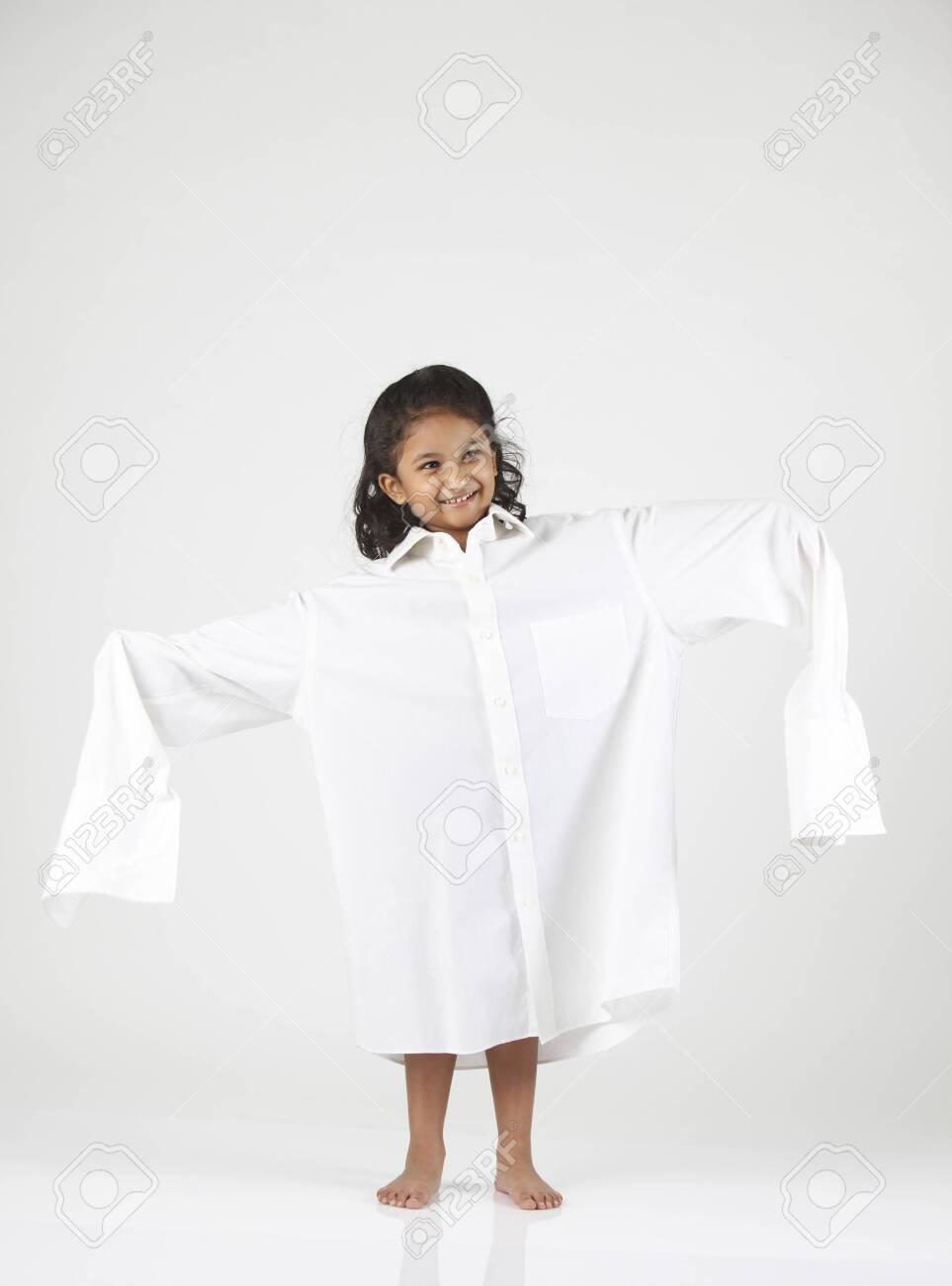 oversized shirt kids