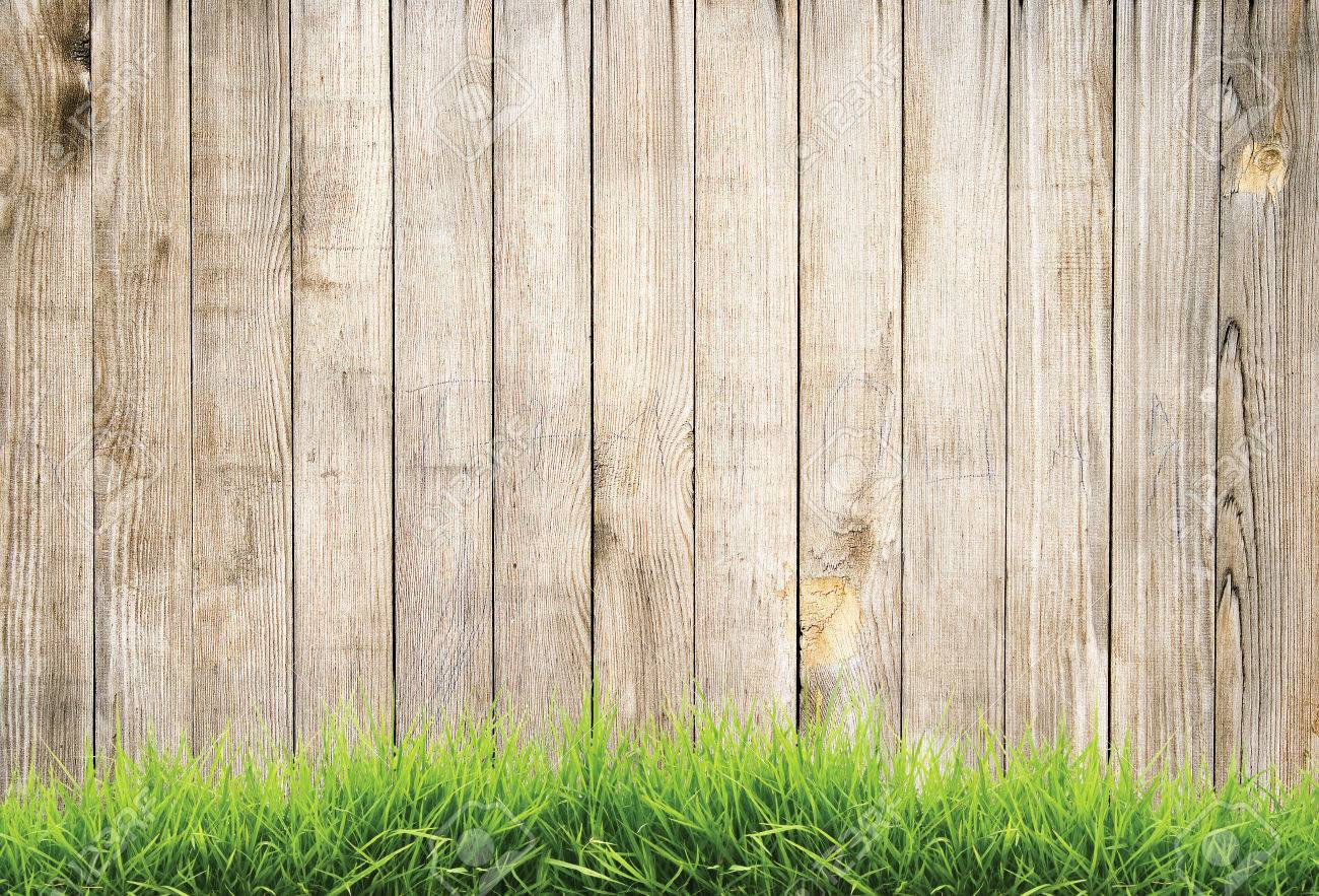 Superbe Wooden Fence Background
