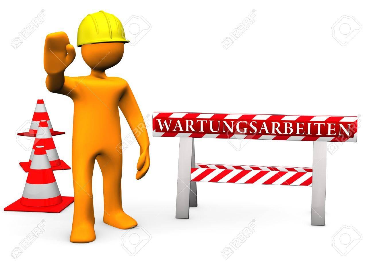 Ingenieur Baustelle Lizenzfreie Vektorgrafiken Kaufen: 123RF