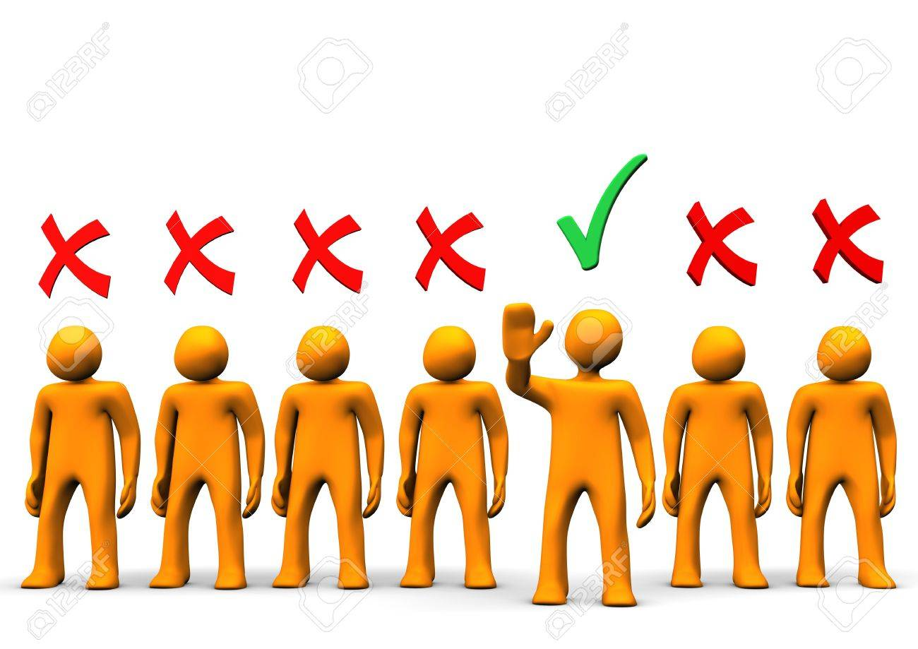 Selection of orange toon candidates on the white background. - 20200295