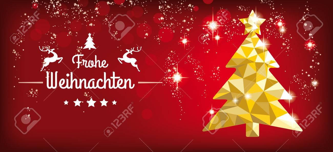 Frohe weihnachten deutsch