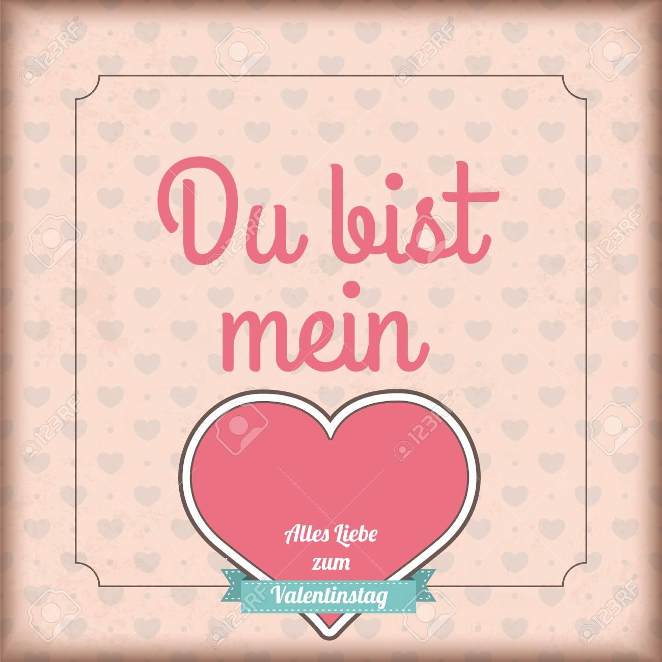alles liebe zum valentin