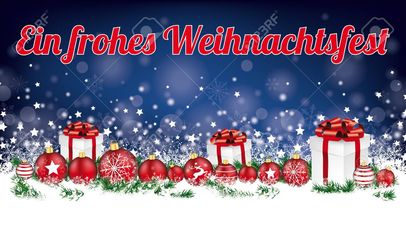 german text frohes weihnachtsfest translate merry christmas stock vector 88066113