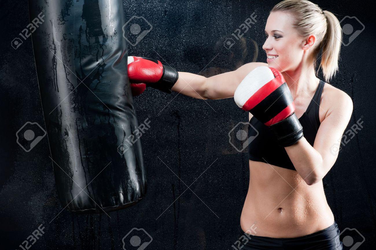 Фото девочек в боксе 9 фотография