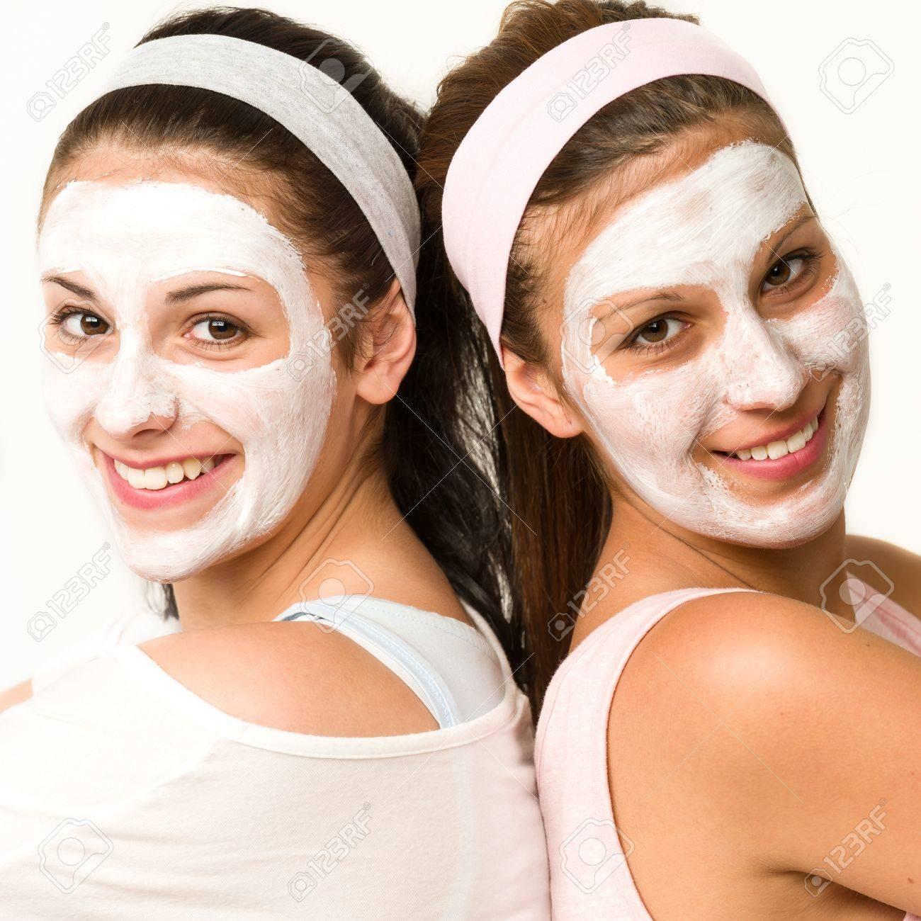 白人 マスク