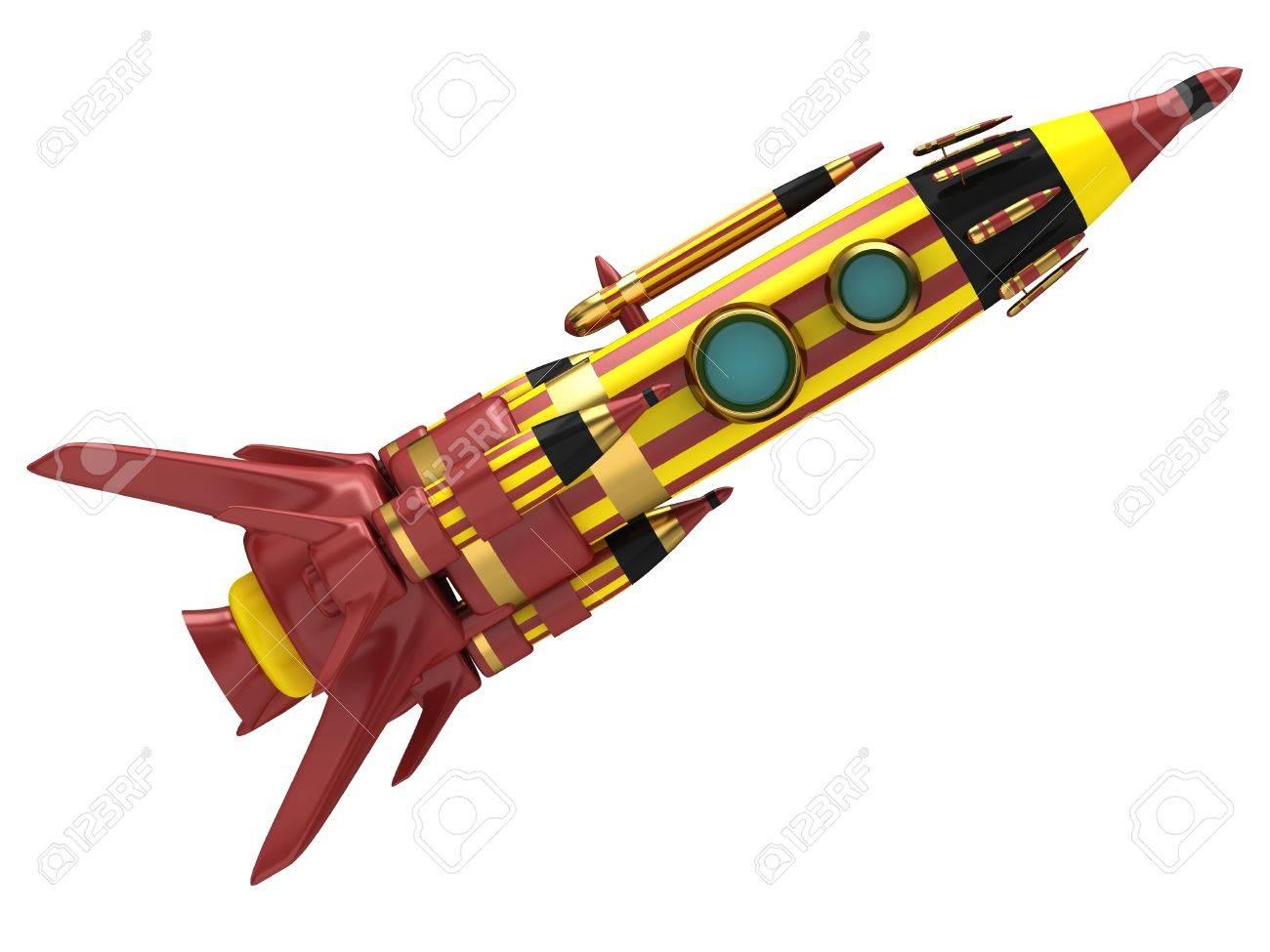 Space Rocket Stock Photo - 12498774