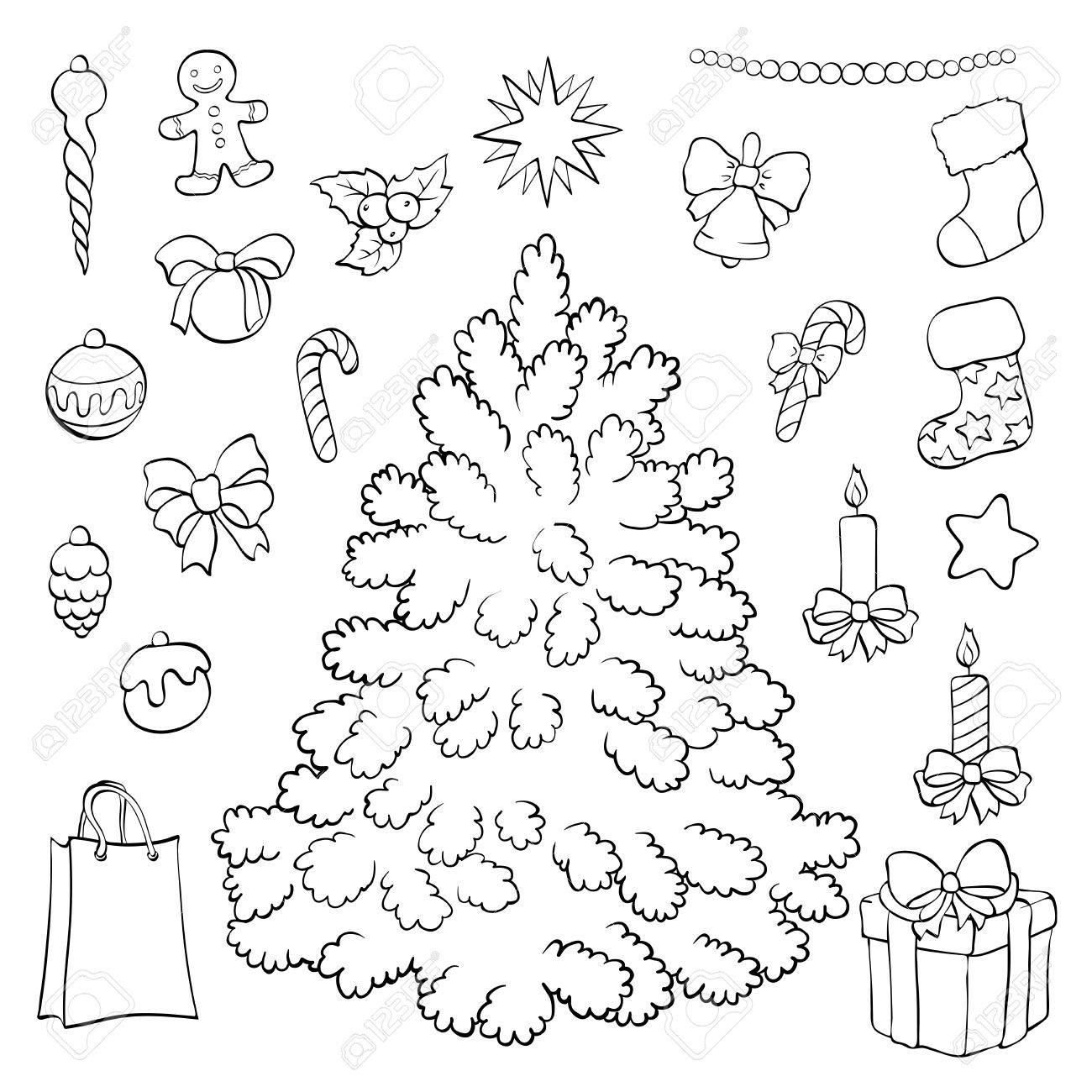 가장 많이 검색 한 크리스마스 트리 색칠공부 무료 및 인쇄