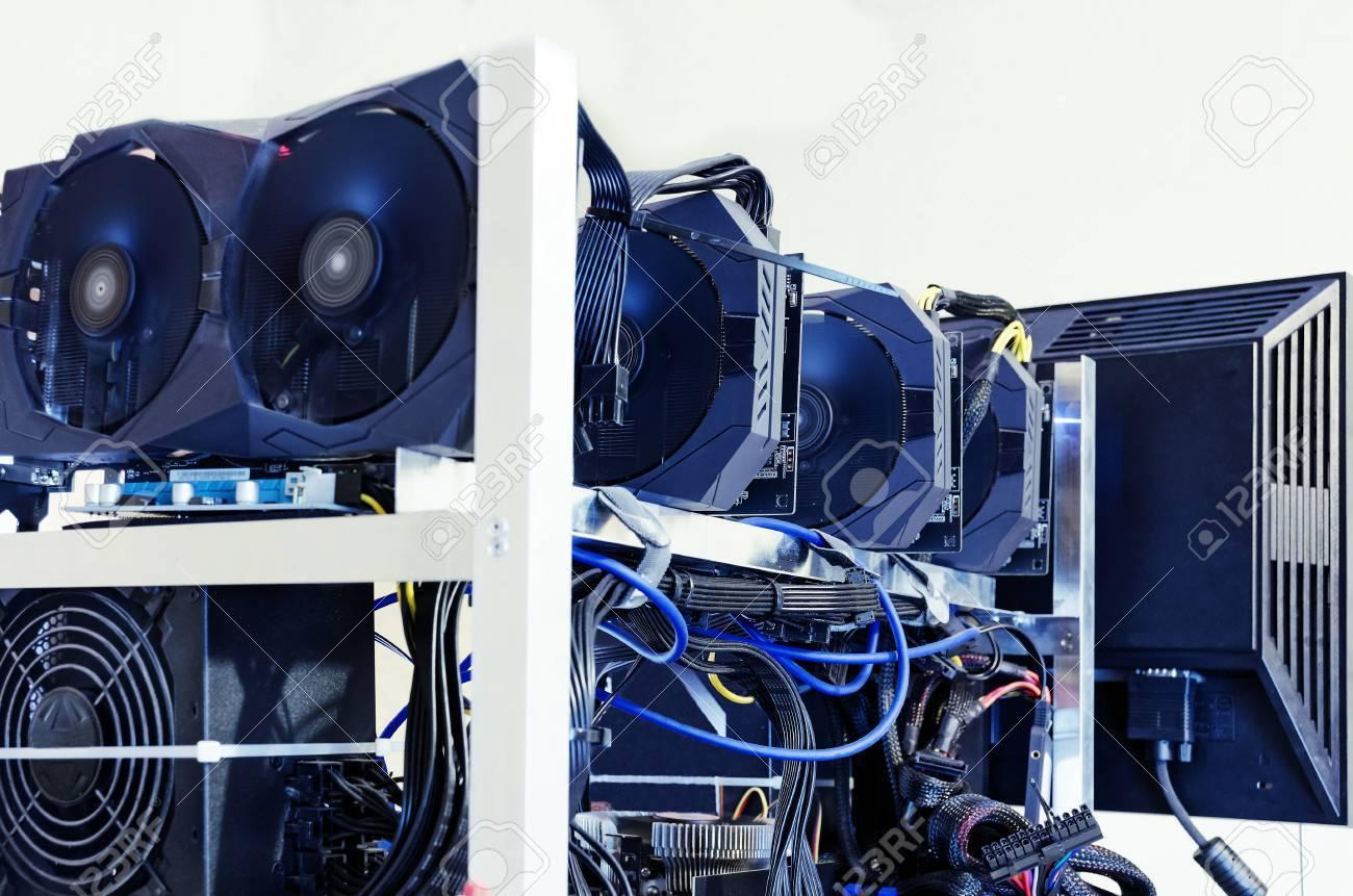 Bitcoin Mining Unit Ethereum Vs