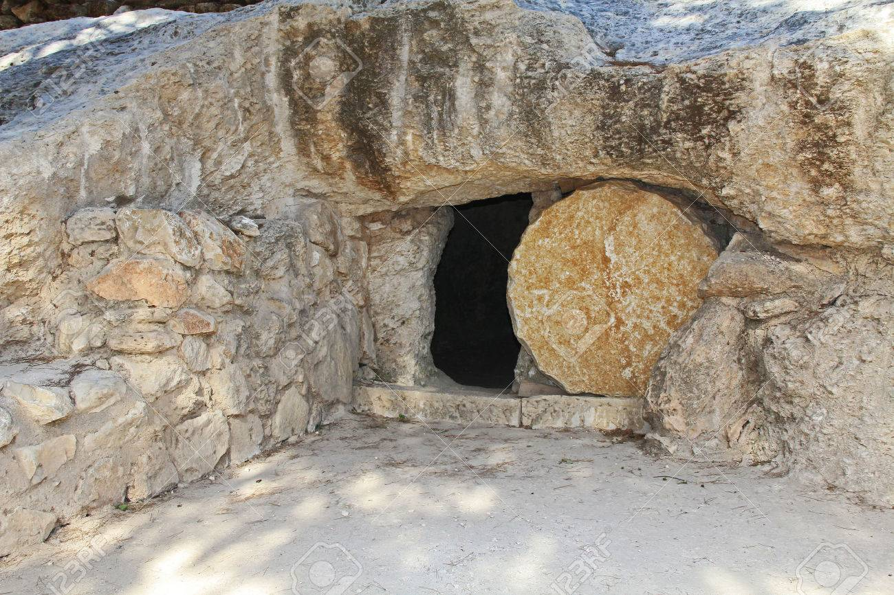 Replica of the tomb of Jesus in Israel - 76410181