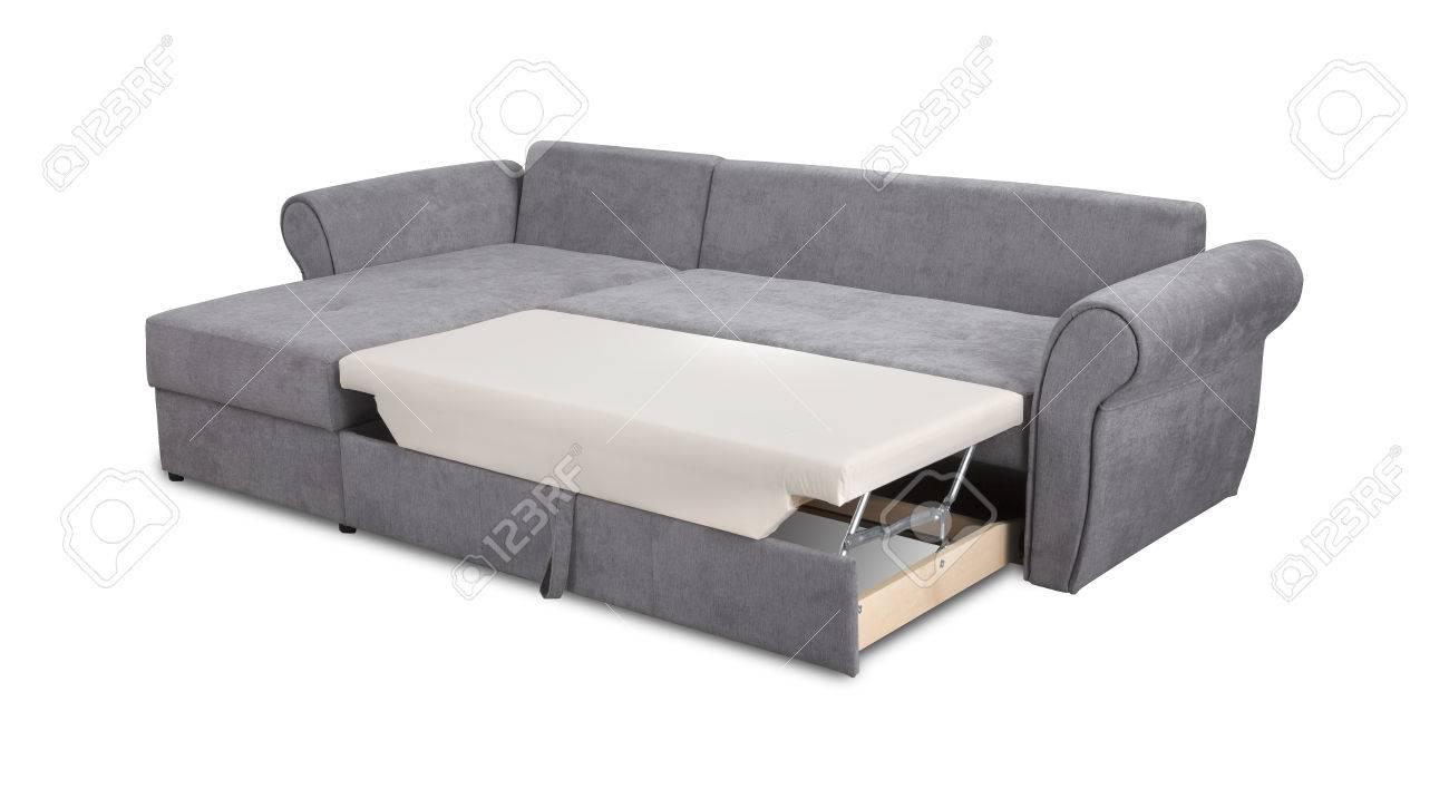 Wundervoll Sofa Ecke Ideen Von Offene Polster Sofa-ecke Auf Weißem Hintergrund Mit