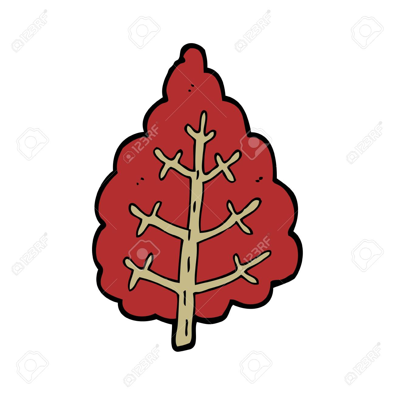 cartoon tree Stock Vector - 20304978