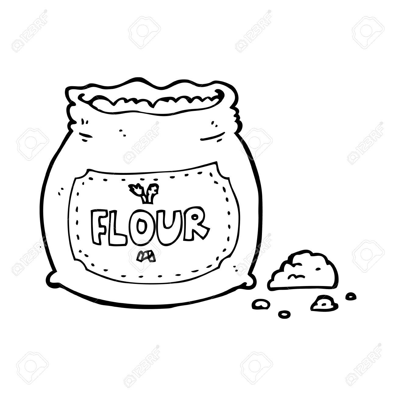 cartoon bag of flour royalty free cliparts vectors and stock illustration image 25010351 cartoon bag of flour