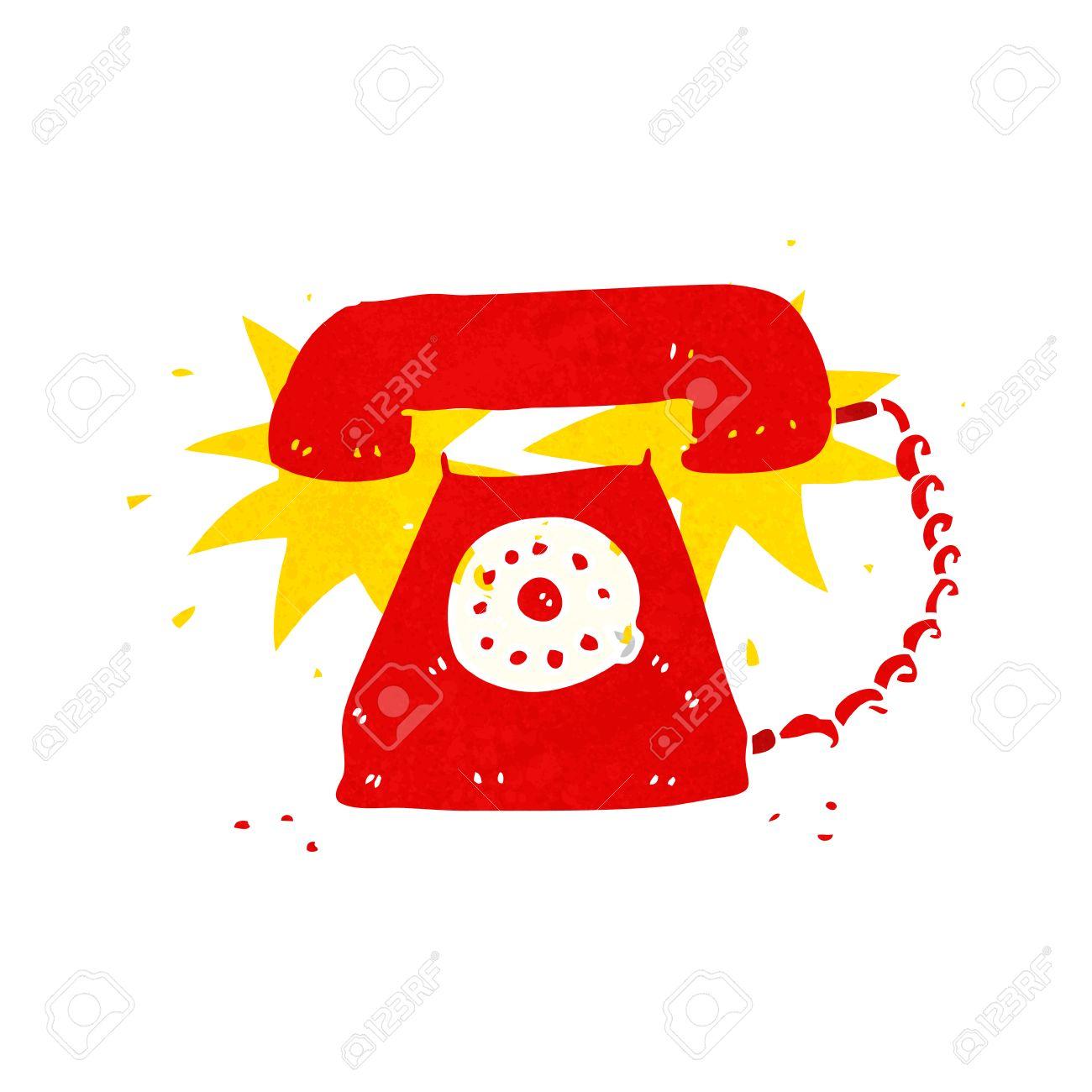 photo  bande dessinee telephone qui sonne