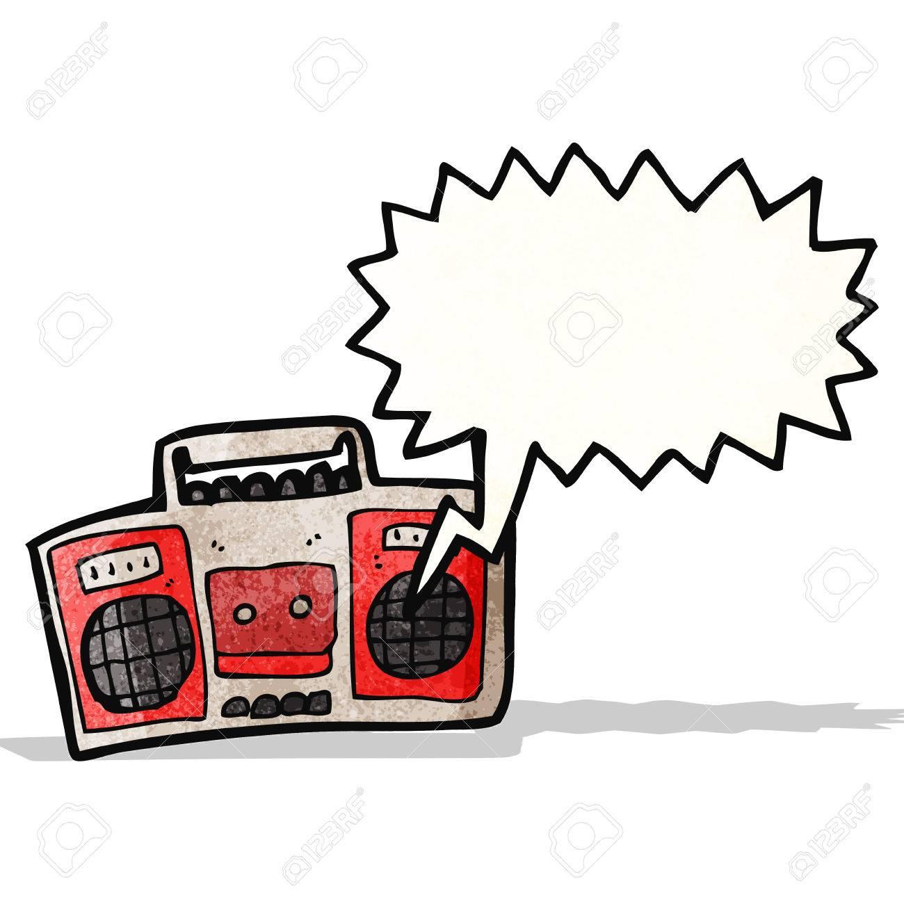 Cartoon Radio Royalty Free Cliparts Vectors And Stock Illustration Image 32206806