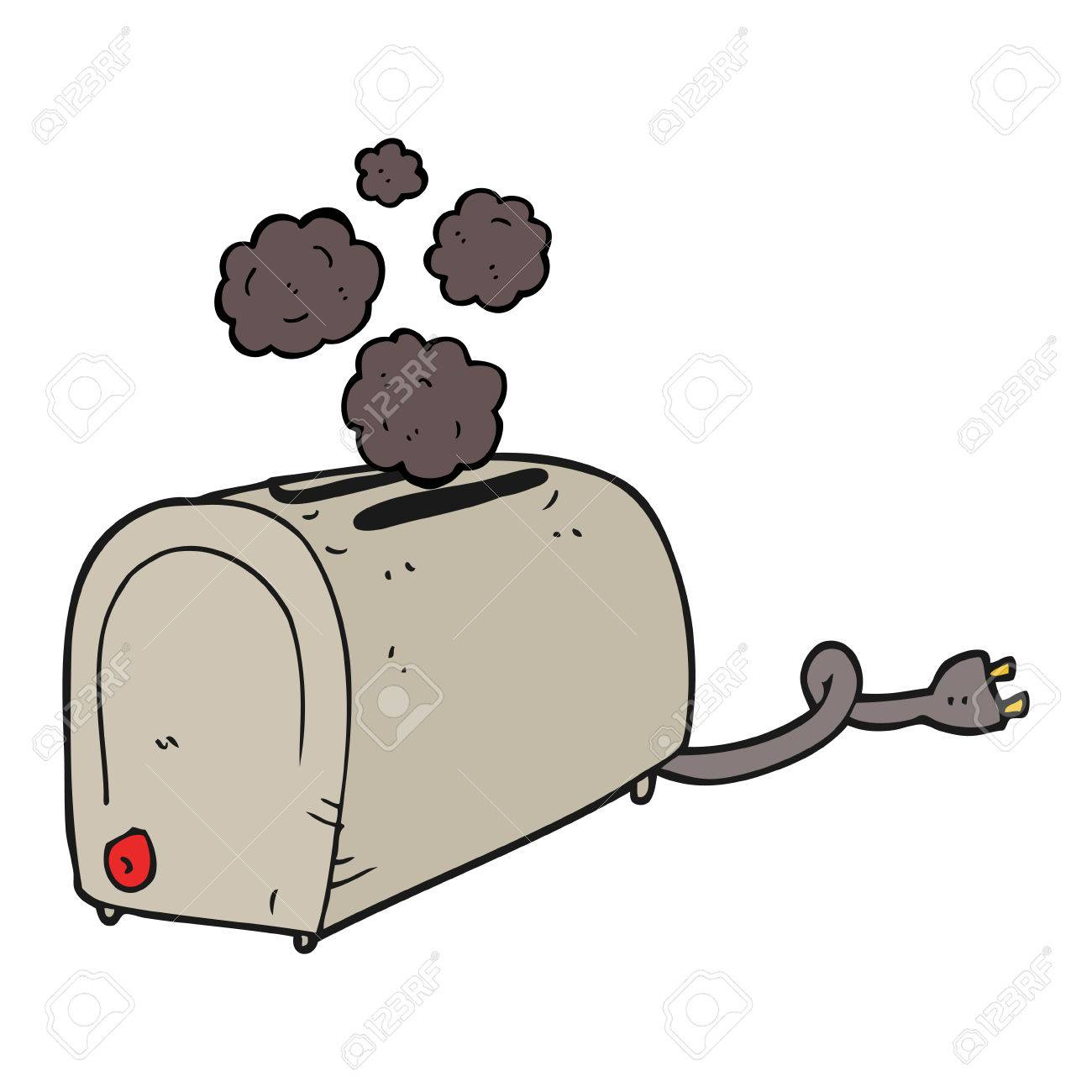 Toaster vector clip art   Free vector image in AI and EPS format, Creative  Commons license.