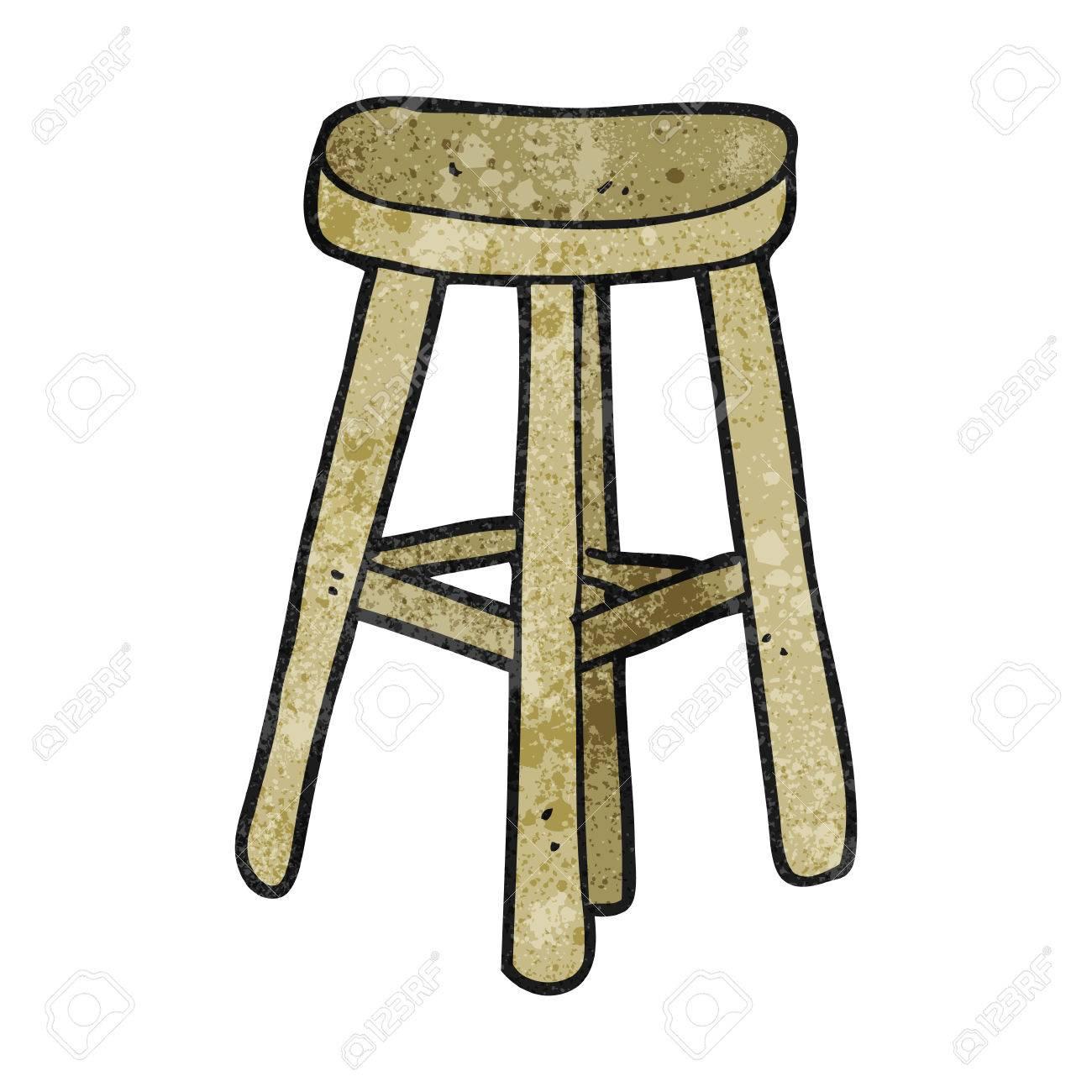Cool Freehand Textured Cartoon Stool Alphanode Cool Chair Designs And Ideas Alphanodeonline