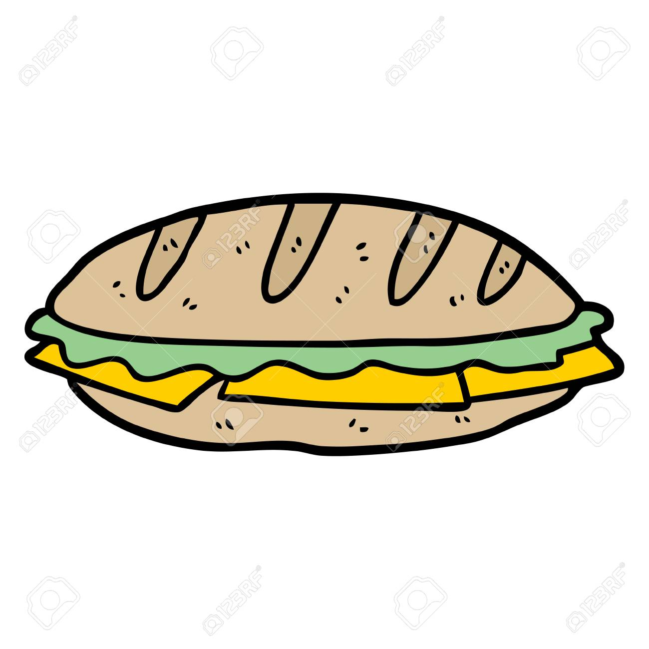 cartoon cheese sandwich royalty free cliparts vectors and stock illustration image 94737573 123rf com