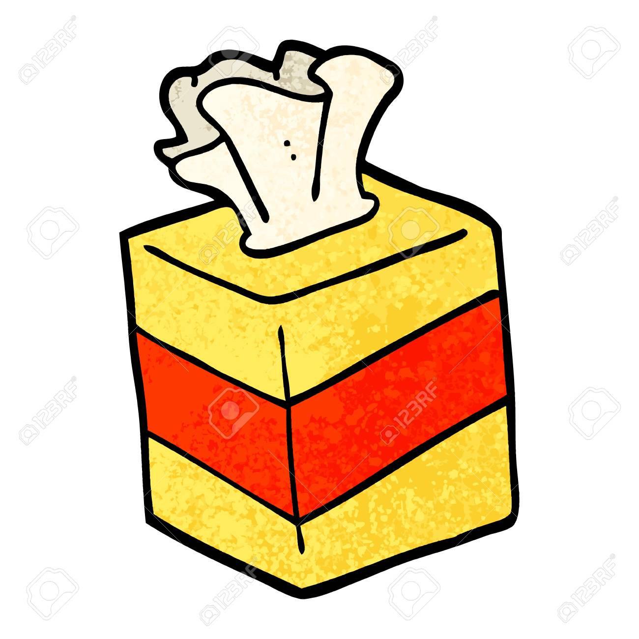 Image result for tissue cartoon