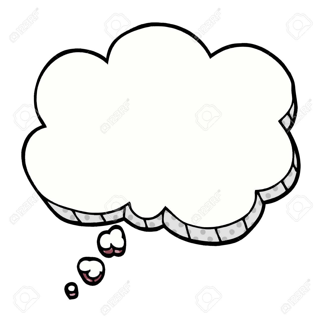 cartoon doodle expression bubble - 110504816