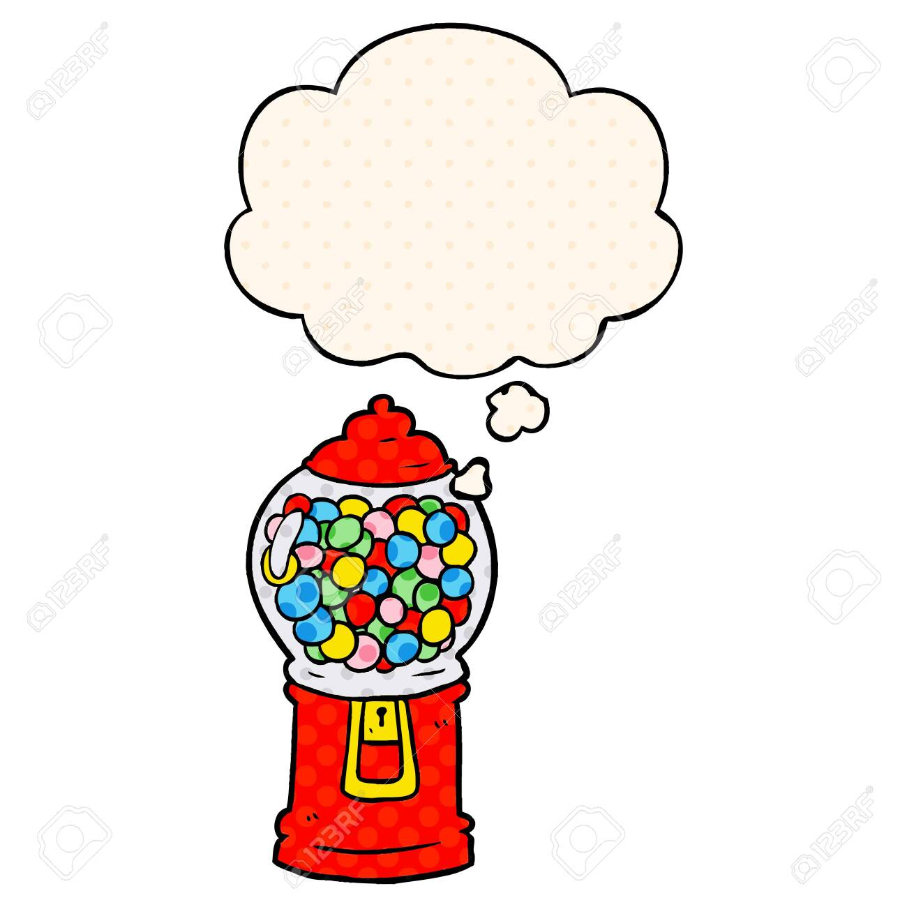 Gumball Machine Clip Art - Gumball Machine Clipart - Free Transparent PNG  Clipart Images Download