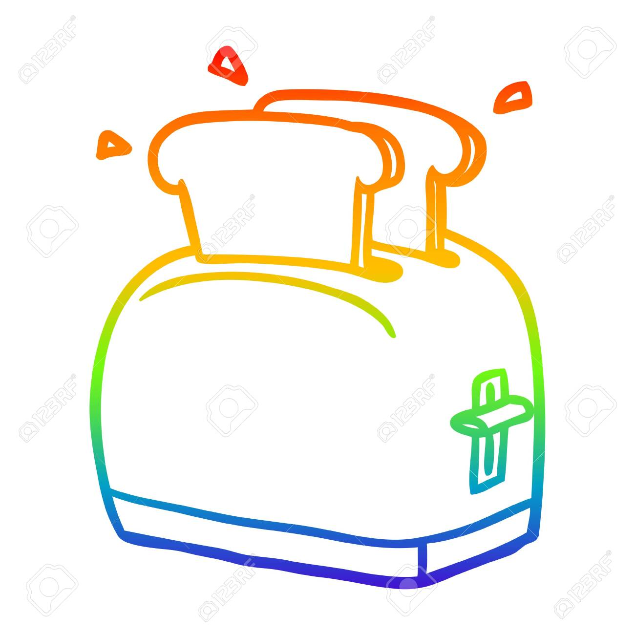 Free Toaster Cliparts, Download Free Clip Art, Free - Transparent  Background Toaster Clipart, HD Png Download - vhv