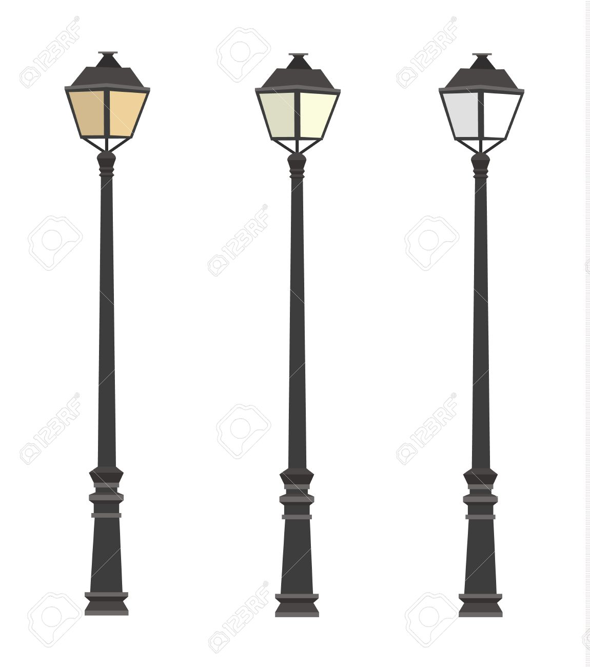 Lamppost lanterns street lights lamp post royalty free cliparts street lights lamp post stock vector 67965053 aloadofball Choice Image