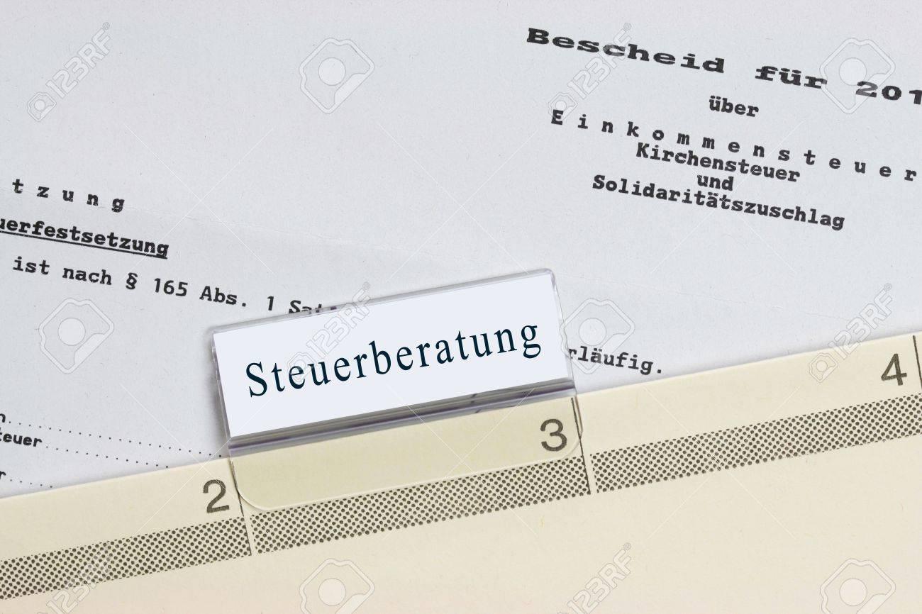 tax 2012 steuerbescheid